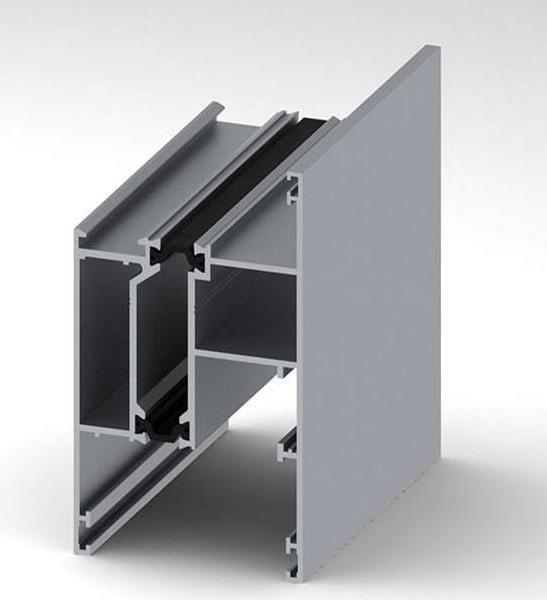 محصولات (پروفیل لنگه TS-143 VENT PROFILES)