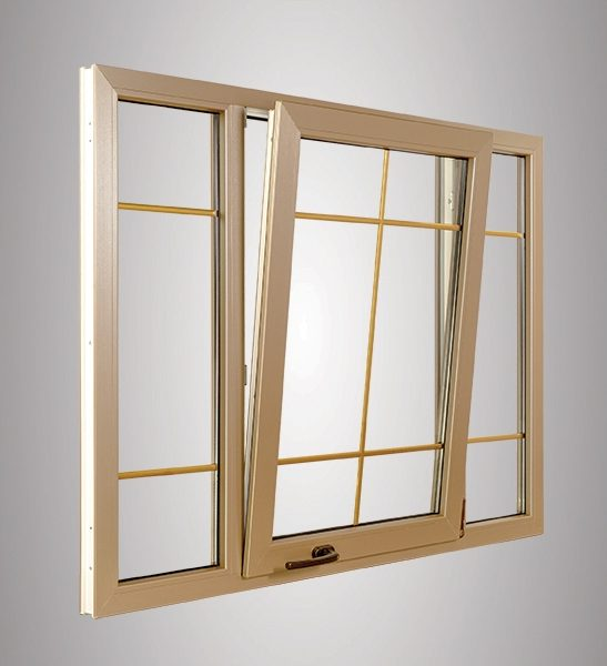 محصولات (پنجره دو حالته آسان بازشو (COMFORT))